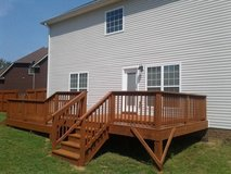 Privacy Fences, Decks, Remodeling. Licensed! Free estimates! in Clarksville, Tennessee
