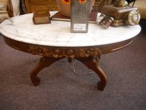 Marble top Coffee Table in Elgin, Illinois