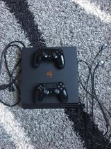 PlayStation 4 Pro  w/ two Dual Shock controllers in Ramstein, Germany
