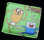 ADVENTURE TIME BIFOLD WALLET in Fort Benning, Georgia