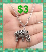 HOLLOW ELEPHANT NECKLACE in Fort Benning, Georgia