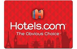 Hotels.Com E-Gift Card in Fort Campbell, Kentucky