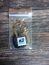 U.S postal service key ring in Batavia, Illinois
