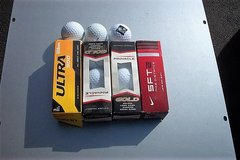 15 NEW GOLF BALLS in Bartlett, Illinois