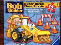 Bob the Builder Super Sized Floor Puzzle in St. Charles, Illinois