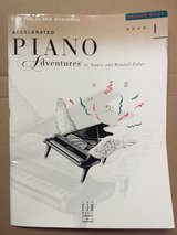 Accelerated Piano Adventures Instruction Lesson Book in Sugar Grove, Illinois