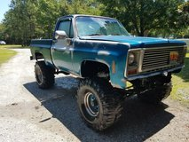 Lifted 79 Chevy K10 in Camp Lejeune, North Carolina