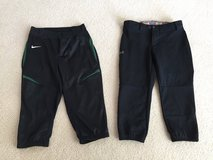 Softball pants.  Size S  (waist 27 and 28-29) in Bartlett, Illinois