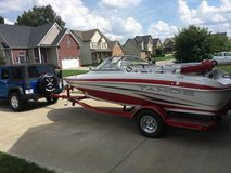 Tahoe ski boat in Fort Campbell, Kentucky