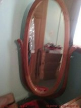Large Oval Mirror in Alamogordo, New Mexico
