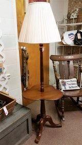 Lamp table in Fort Campbell, Kentucky
