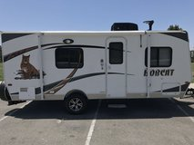 2012 Skyline Bobcat Ultra-Light Travel Trailer in Camp Pendleton, California