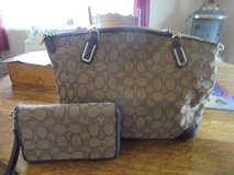 Coach Purse/and wallet in Alamogordo, New Mexico
