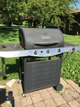 Gas grill in Naperville, Illinois