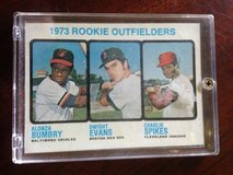 1973 Topps Dwight Evans Rookie card. in Valdosta, Georgia