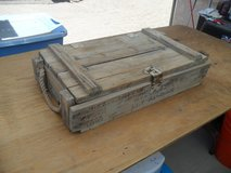 ###  Old Ammo Box  ### in 29 Palms, California