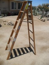 ===  6' Wooden Ladder  === in Yucca Valley, California