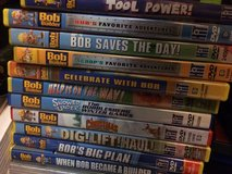 Bob the builder dvds in Morris, Illinois