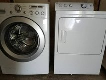 Washer and Dryer SET (LG & GE) in Kingwood, Texas