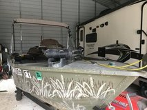 Miro boat in Fort Leonard Wood, Missouri