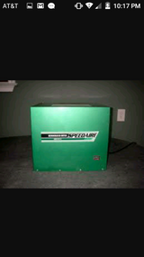 Speedaire refrigerated air dryer in Fort Campbell, Kentucky