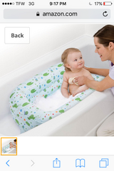Safety 1st inflatable baby tub in Alamogordo, New Mexico