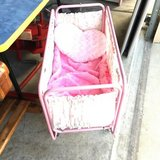 BABY DOLL BED in Batavia, Illinois