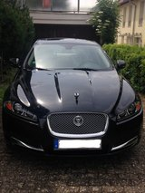 2013 Jaguar XF 3.0I V6 Super Charged in Excellent Condition in Ramstein, Germany