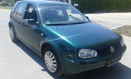Golf 1.6 high line with A/C brand new inspection in Hohenfels, Germany