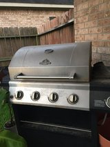 Grill Master Gas Grill in Kingwood, Texas