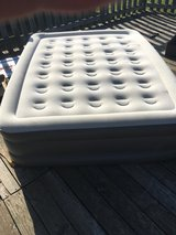 Queen Size Air Mattress with Pump 78 x 60 X 16 in Fort Knox, Kentucky