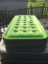 Twin Air Mattress No Pump 72 x 40 X 15 in Fort Knox, Kentucky