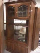 Lighted Cabinet in Bolingbrook, Illinois