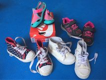 Girl toddler shoes in Ramstein, Germany