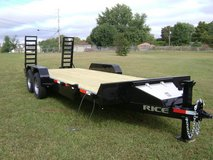 """Flatbed Trailer 14K (6""""10"""" X 20') in Fort Campbell, Kentucky"""
