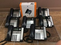 AT & T 4 Line Phone System in Fort Polk, Louisiana
