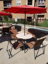 Patio Furniture! Commercial Grade Tables and chairs! Must Go!!! in Fort Campbell, Kentucky