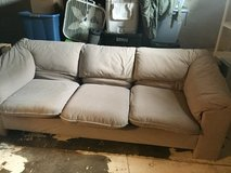 Couch in Fort Riley, Kansas