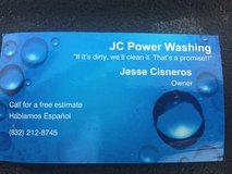 Jesse's Pressure Washing Pros in Baytown, Texas