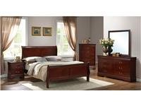 CLEARANCE! NEW WOOD 8 PC  BEDROOM SET & QUEEN MATTRESS SET $40.00 Down in Warner Robins, Georgia