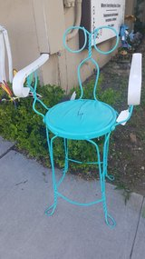 Antique Ice Cream Counter Chair in Kingwood, Texas