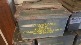 Vintage Ammo Boxes Anyone?? in Kingwood, Texas