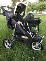 Joey attachment seat for Valco jogging stroller in Naperville, Illinois