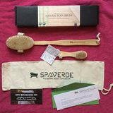 *NEW* Spa / Bath Dry Brush Gift Set  (retails for $19.95) in Clarksville, Tennessee