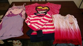 Girls size 7/8 clothes gently used in Camp Lejeune, North Carolina