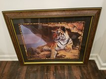 Large Tiger Picture in Kankakee, Illinois