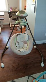 Baby Swing in Glendale Heights, Illinois