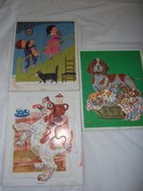 60s PLAYSCHOOL Puzzle Lot in Warner Robins, Georgia