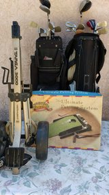 Complete Golf Set and Accessories. in Travis AFB, California