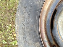 "14"" trailer rim in Fort Polk, Louisiana"